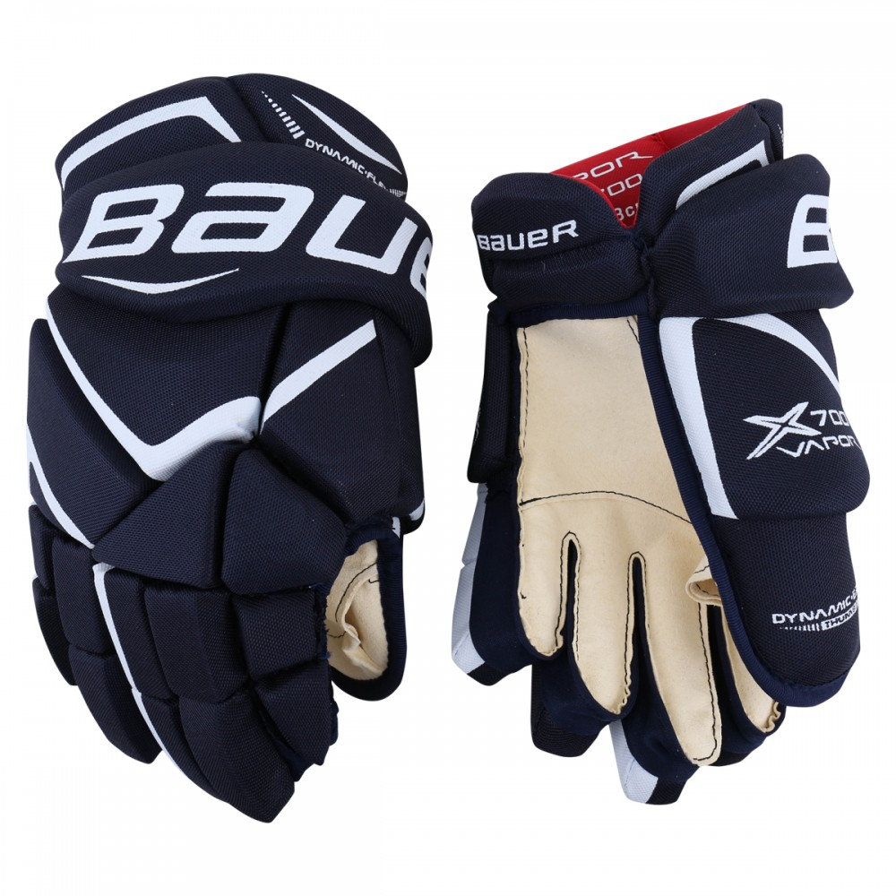 Hokejové rukavice BAUER Vapor X700 junior  30064b023f