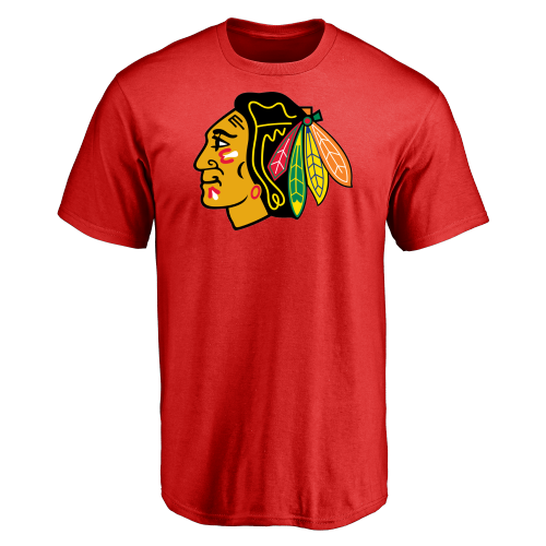 47 Brand Tričko - Chicago Blackhawks Senior