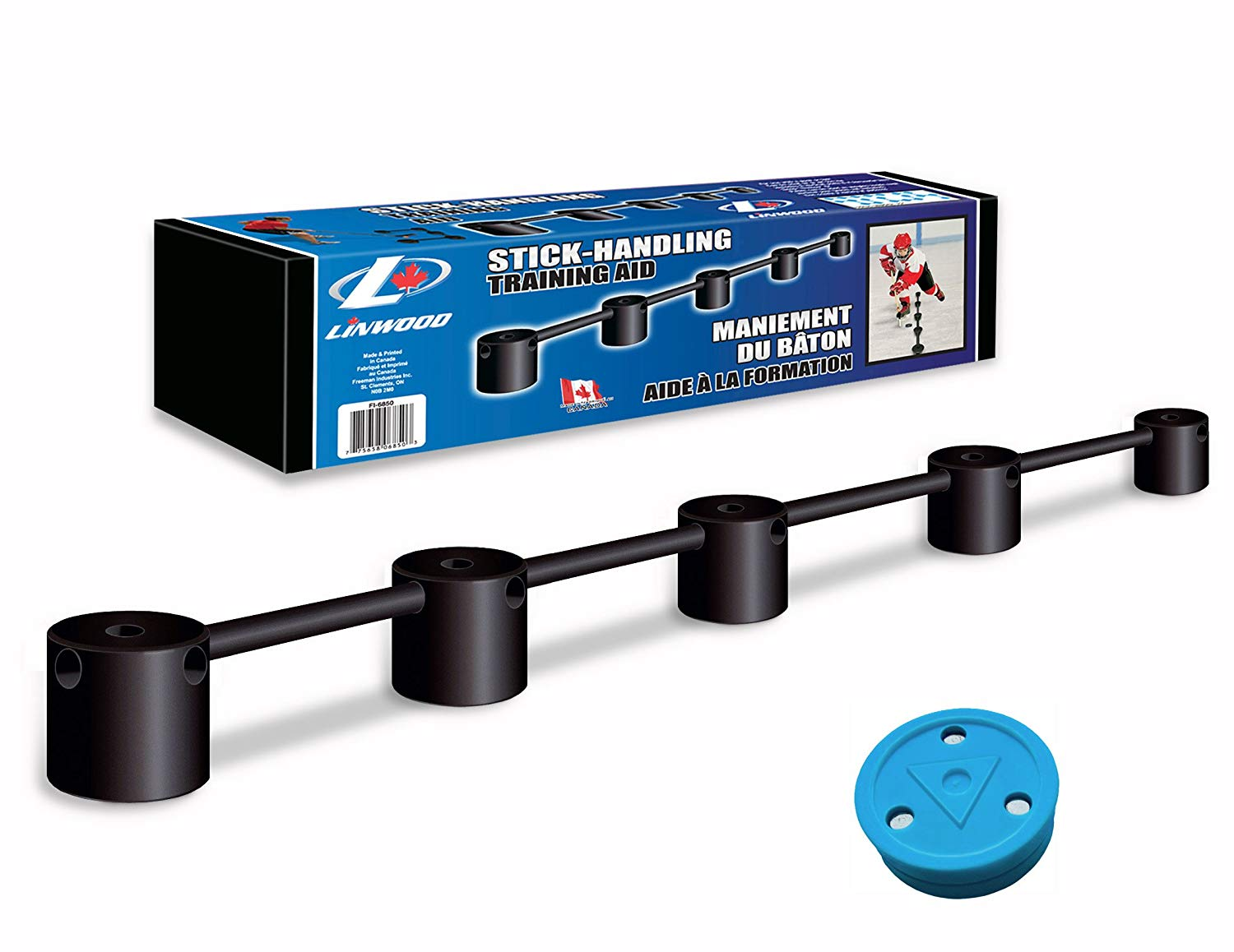 Stick-handling Training Aid