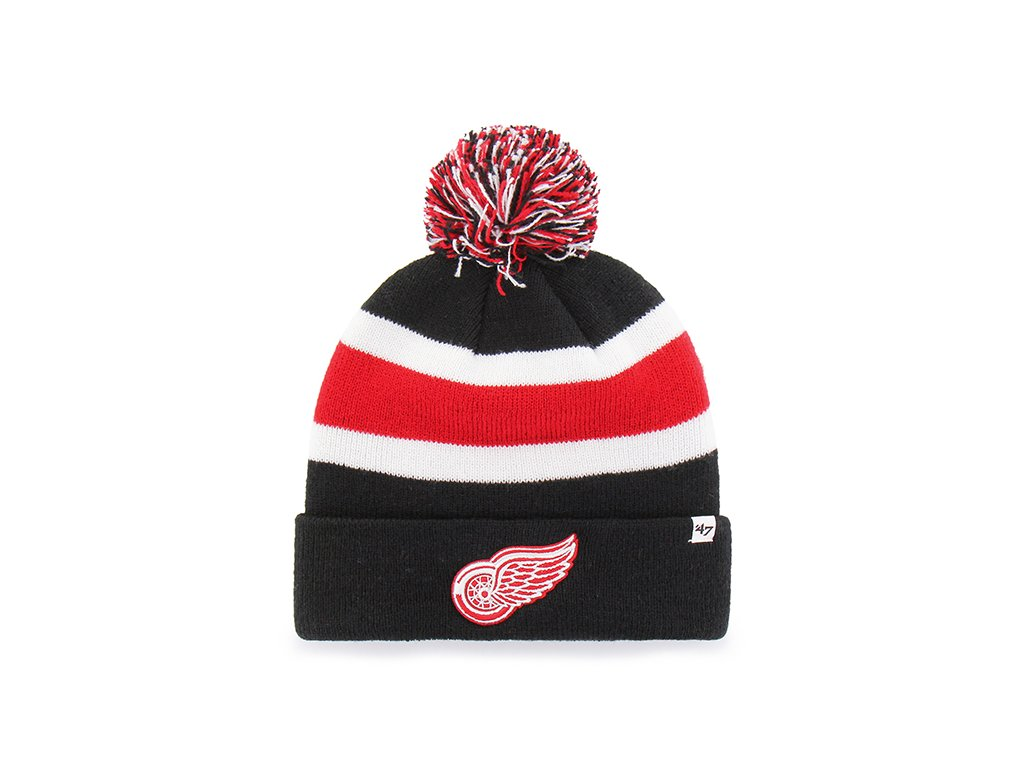 Zimná čiapka 47 Brand Breakway Detroit Red Wings