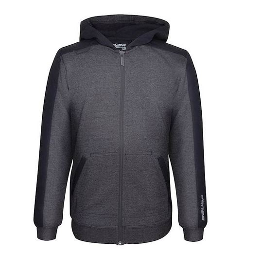 Mikina Bauer Premium Fleece Full Zip seniorska